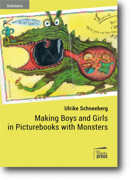 Making Boys and Girls in Picturebooks with Monsters