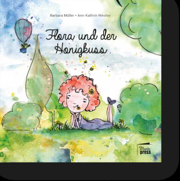 Flora und der Honigkuss - Hardcover