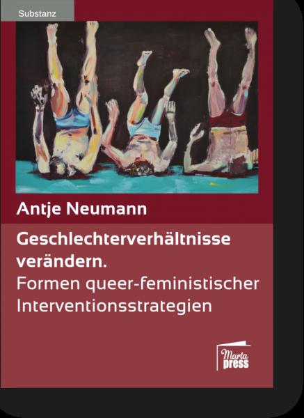 Geschlechterverhältnisse verändern - Formen queer-feministischer Interventionsstrategien